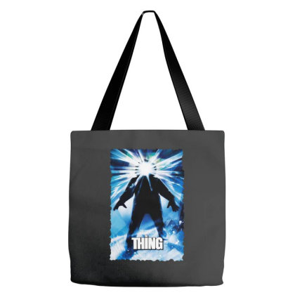 John Carpenter's The Thing Tote Bags Designed By Smile 4ever
