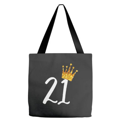 21st Birthday Tote Bags Designed By Romeo And Juliet
