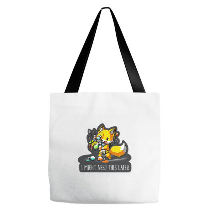 Might Need This Later Sticker Tote Bags Designed By Gandiwidodo