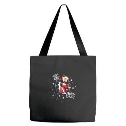 Mrs. Nuka Claus Tote Bags Designed By Gandiwidodo