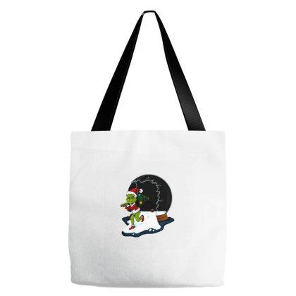 Stealing Holiday Wonder Tote Bags Designed By Gandiwidodo