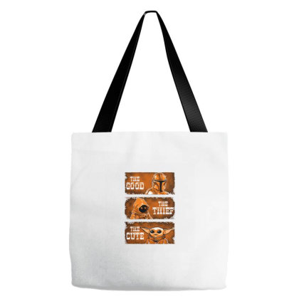 The Good The Thief The Cute Tote Bags Designed By Gandiwidodo