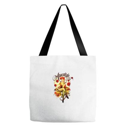 Apocalips Tote Bags Designed By Gandiwidodo