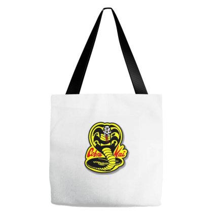 Cobra Kai Tote Bags Designed By Gandiwidodo