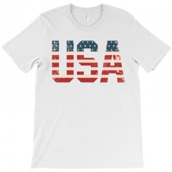 usa T-Shirt | Artistshot