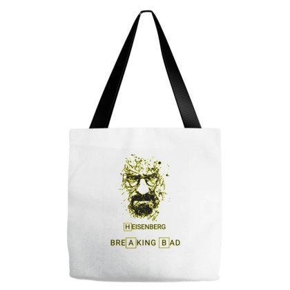 Heisenberg Bad Classic T Shirt Tote Bags Designed By Jetspeed001