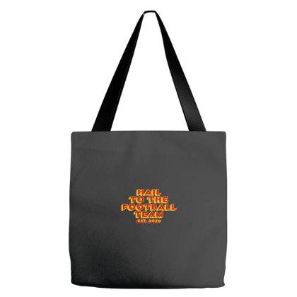 Hail To The Football Team 2020 Washington Fan Tote Bags Designed By Yusrizal_