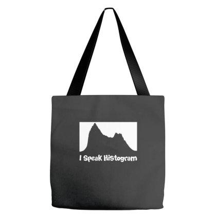 I Speak Histogram Classic T Shirt Tote Bags Designed By Jetspeed001