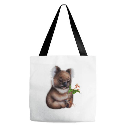 The Last Flower For U Tote Bags Designed By Agunggw