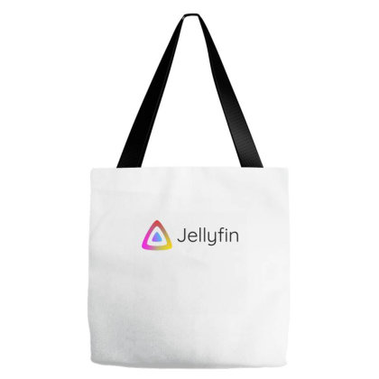 Jellyfin Project Banner (for Light Coloured Backgrounds) Classic T Shi Tote Bags Designed By Jetspeed001