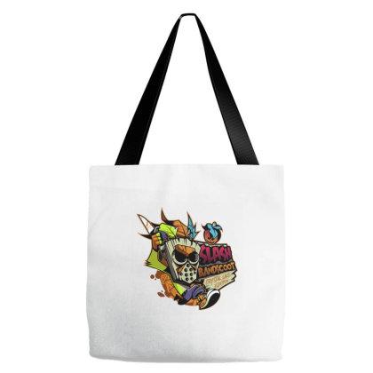 Slash Bandicoot Tote Bags Designed By Felicity