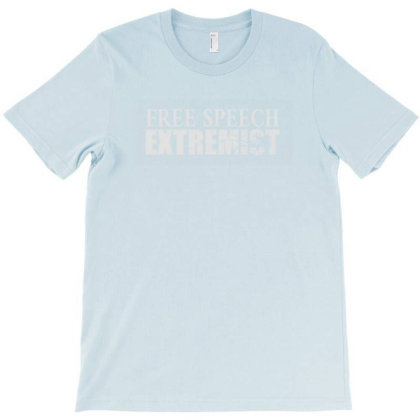 Free Speech T-shirt Designed By Reswasa