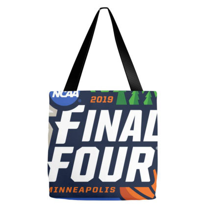 March Madness Final Four 2019 Tote Bags Designed By Reswasa