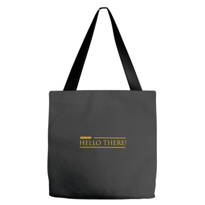Hello There Classic Tote Bags Designed By Yusrizal_