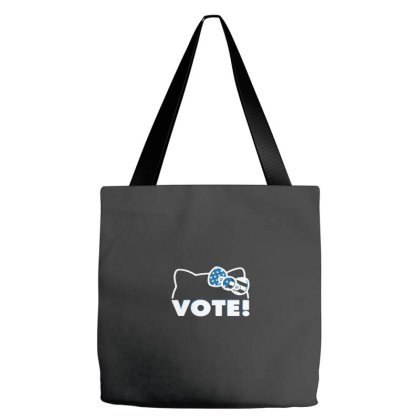 Hello Vote 2020 Tote Bags Designed By Yusrizal_