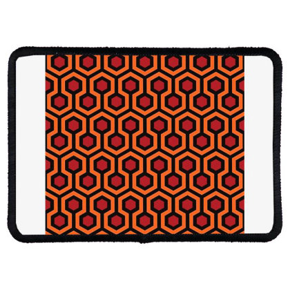 The Shining Pattern Rectangle Patch Designed By Reswasa