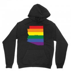 arizona rainbow flag Unisex Hoodie | Artistshot