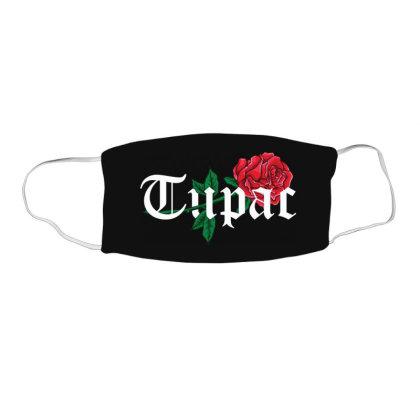 Tupac Face Mask Rectangle Designed By Kiva27