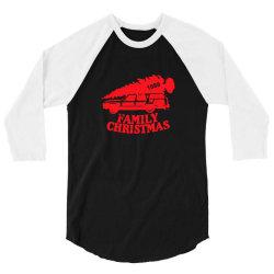 family christmas 3/4 Sleeve Shirt | Artistshot
