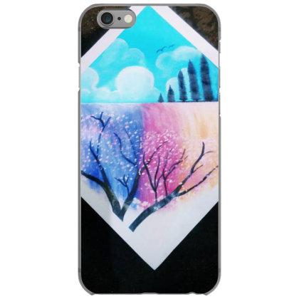 Colourful Waterfall Iphone 6/6s Case Designed By Guptaji1432