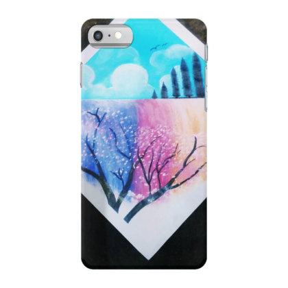 Colourful Waterfall Iphone 7 Case Designed By Guptaji1432