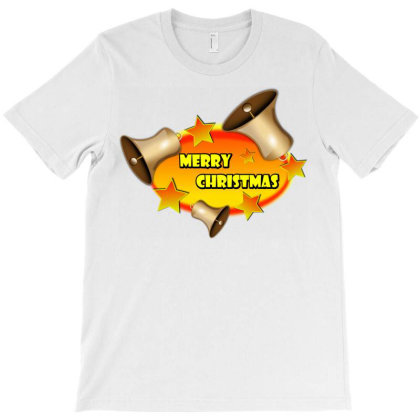 Merry Christmas T-shirt Designed By Chiks