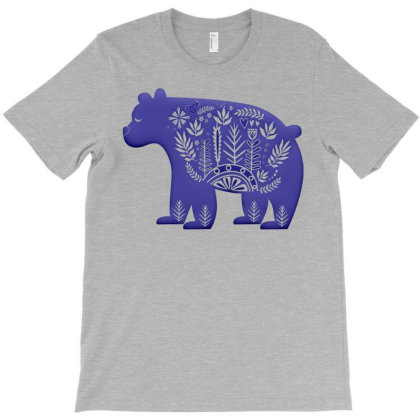 Bear T-shirt Designed By Chiks
