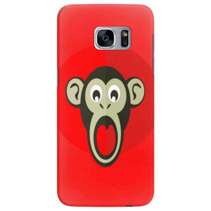 Shocking Monkey Samsung Galaxy S7 Edge Case Designed By Chiks