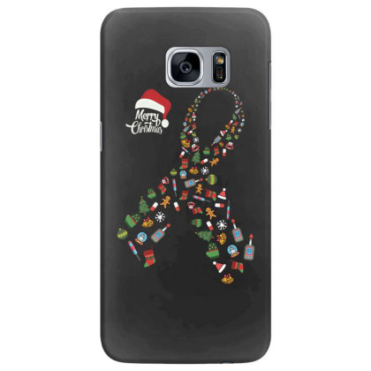 Diabetes Ugly Christmas -merry Christmas Samsung Galaxy S7 Edge Case Designed By Hoainv