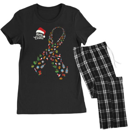 Diabetes Ugly Christmas -merry Christmas Women's Pajamas Set Designed By Hoainv
