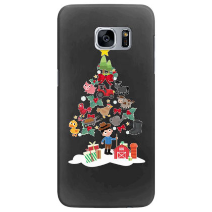 Farmer Christmas Samsung Galaxy S7 Edge Case Designed By Hoainv