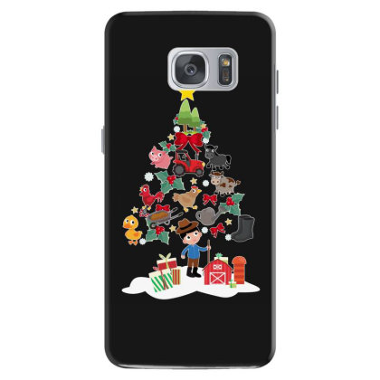 Farmer Christmas Samsung Galaxy S7 Case Designed By Hoainv