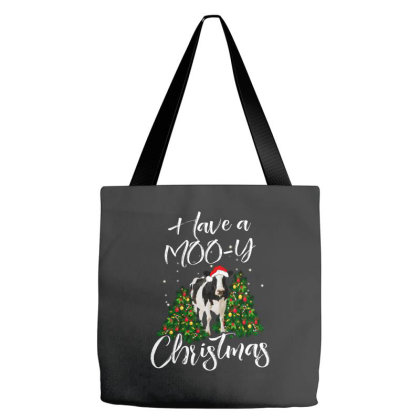 Have A Mooy Christmas Tote Bags Designed By Hoainv