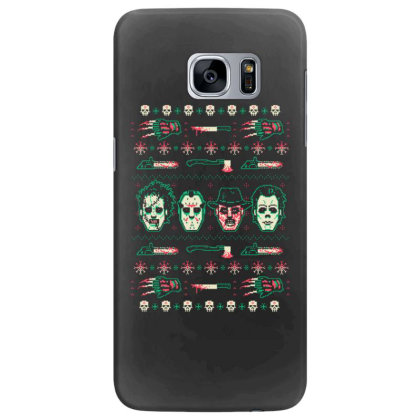 Horror Xmas Samsung Galaxy S7 Edge Case Designed By Hoainv