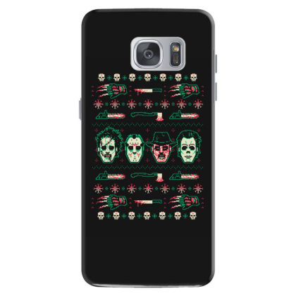 Horror Xmas Samsung Galaxy S7 Case Designed By Hoainv