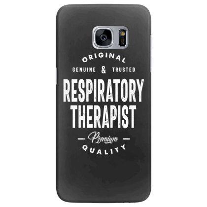 Respiratory Therapist Job Title Gift Samsung Galaxy S7 Edge Case Designed By Cidolopez