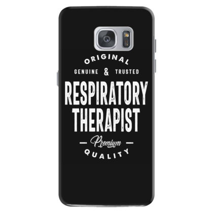 Respiratory Therapist Job Title Gift Samsung Galaxy S7 Case Designed By Cidolopez