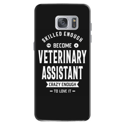 Veterinary Assistant Job Title Gift Samsung Galaxy S7 Case Designed By Cidolopez