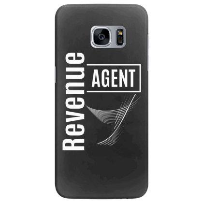 Revenue Agent Job Title Gift Samsung Galaxy S7 Edge Case Designed By Cidolopez