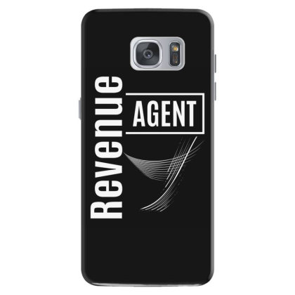 Revenue Agent Job Title Gift Samsung Galaxy S7 Case Designed By Cidolopez