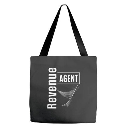 Revenue Agent Job Title Gift Tote Bags Designed By Cidolopez