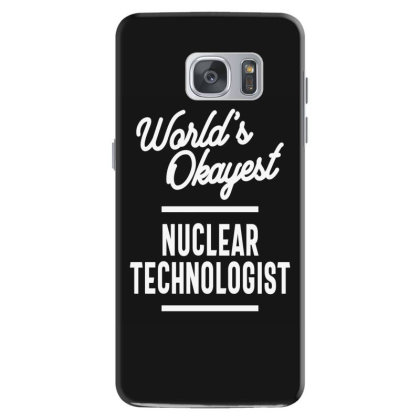 Nuclear Technologist Job Title Gift Samsung Galaxy S7 Case Designed By Cidolopez