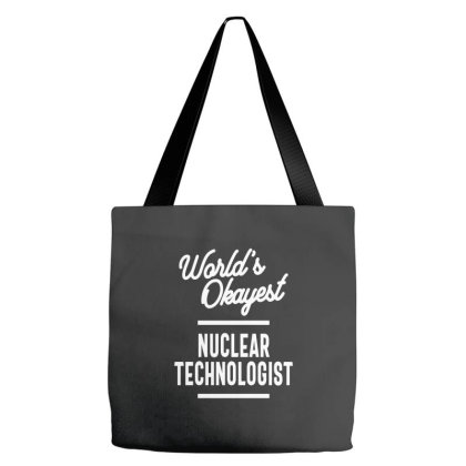 Nuclear Technologist Job Title Gift Tote Bags Designed By Cidolopez