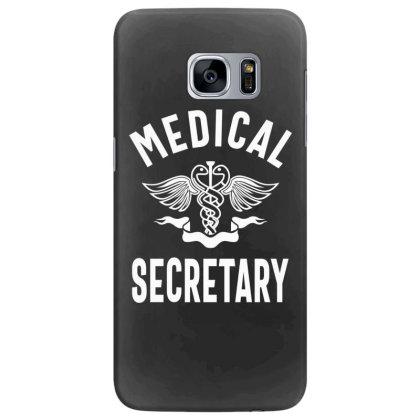 Medical Secretary Job Title Gift Samsung Galaxy S7 Edge Case Designed By Cidolopez