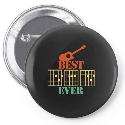 Best Ever Guitar Pin-back Button Designed By Ashlıcar
