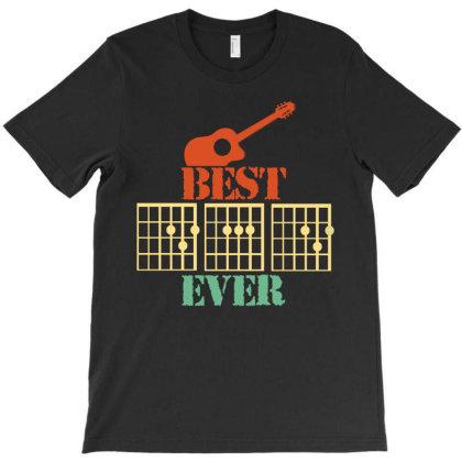 Best Ever Guitar T-shirt Designed By Ashlıcar