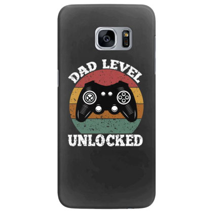 Dad Level Unlocked Samsung Galaxy S7 Edge Case Designed By Ashlıcar