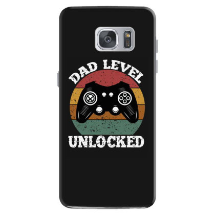 Dad Level Unlocked Samsung Galaxy S7 Case Designed By Ashlıcar