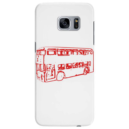 Bus2 Samsung Galaxy S7 Edge Case Designed By Kenswirled