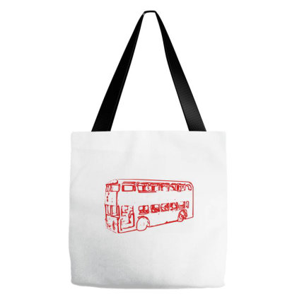 Bus2 Tote Bags Designed By Kenswirled
